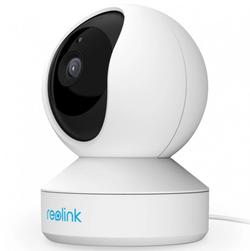 IP camera fără fir Reolink E1 Pro (4MP, 4mm, H.264, IR12m, Mic & Speaker, MicroSD)