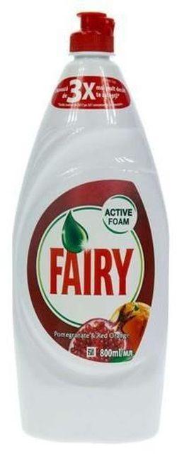 cumpără Detergent veselă Fairy 2559/4593/1600 Red Orange 800ml în Chișinău