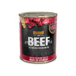 Belcando Beef cu vita, cartof si mazare 800 gr