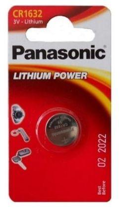 Батарейка Panasonic CR1632EL1B