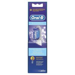купить Аксессуар для зубных щеток Oral-B Pulsonic Electric Toothbrush Replacement Brush Heads 2 Pack в Кишинёве