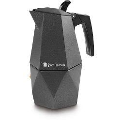 Geyser Coffee Maker Polaris Kontur-4C