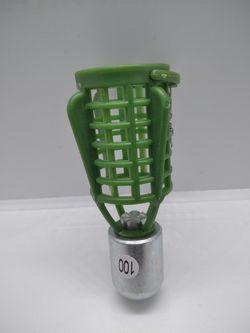 Coșuleț pentru nădit Glonte 100g (plastic)