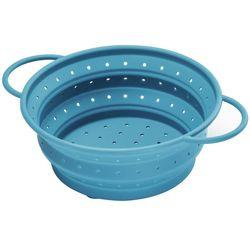 купить Дуршлаг Xavax 111555 силиконовый, складной, 25,5 см, синий в Кишинёве