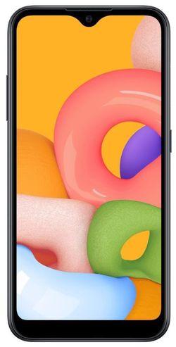 купить Смартфон Samsung A015/16 Galaxy A01 Black в Кишинёве