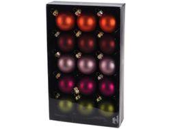 Набор шаров стеклянных 12X45mm