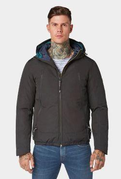 Куртка Tom Tailor Чёрный tom tailor 1012015