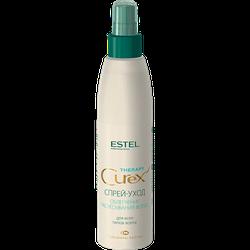 Spray-îngrijire pentru toate tipurile de păr, ESTEL Curex Therapy, 200 ml., pieptănare ușoară
