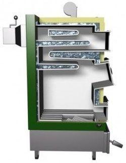 Твердотопливный котел Drew-Met MJ-1NM 35 kW 3.0