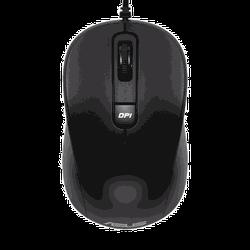 Mouse Asus MU101C, Black