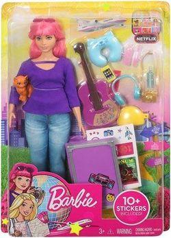 Кукла Барби Дейзи туристка, код FWV26