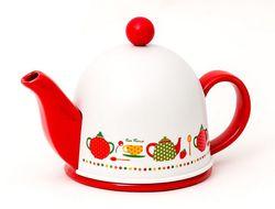 Чайник заварочный GIPFEL GP-3847 (керамический 400 мл)