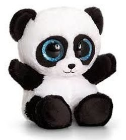 Animotsu Panda 25 cm, cod 42844