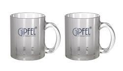 Чашка GIPFEL GP-7926 (стеклянная 2 шт)