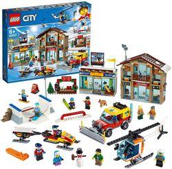 LEGO DC City Горнолыжный курорт, арт.60203