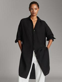 Платье Massimo Dutti Чёрный 5134/512/800
