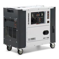 DAEWOO DDAE 10000SE  (8.0 кВт, Дизель)
