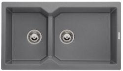 купить Мойка кухонная Reginox R33715 Breda 20 в Кишинёве