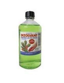 Dizolvant pentru lac de unghii (fară acetonă) cu ulei de pin