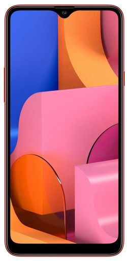 купить Смартфон Samsung A207/32 Galaxy A20s Prism Crush Red в Кишинёве