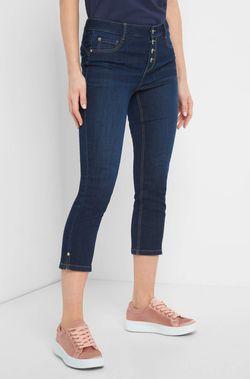 Pantaloni ORSAY Albastru inchis 316164