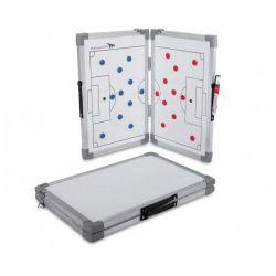 Тактическая доска футбольная раскладная 60x45 см Yakimasport 100182