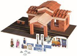 cumpără Jucărie Trefl 60970 Brick Trick - Rail station XL în Chișinău