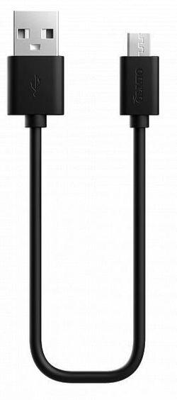 купить Кабель для моб. устройства Partner 38660 USB 2.0 - microUSB 2м 2.1A в Кишинёве