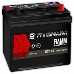 Baterie auto Fiamm Diamond D23 60 (7903143)