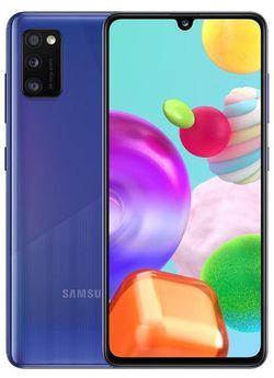 cumpără Smartphone Samsung A415/64 Galaxy A41 BLUE în Chișinău