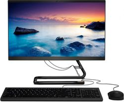 cumpără Monobloc PC Lenovo IdeaCentre AIO 3 22ADA05 Black (F0EX008DRK) în Chișinău
