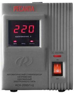 Стабилизатор напряжения Ресанта ACH-2000