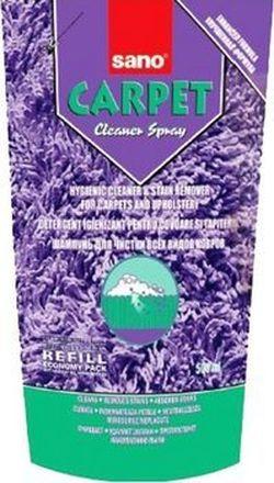 Пена для чистки ковров (запас) Sano Сarpet Cleaner Spray 500 мл