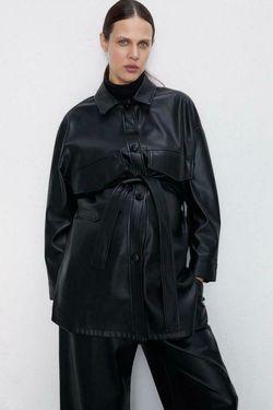 Блуза ZARA Чёрный 7901/213/800
