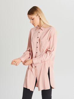 Блуза CROPP Розовый wq057-03x