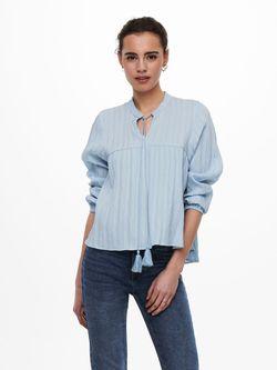 Блуза ONLY Голубой