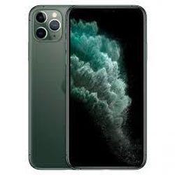 iPhone 11 Pro Max,  256Gb Midnight Green MD