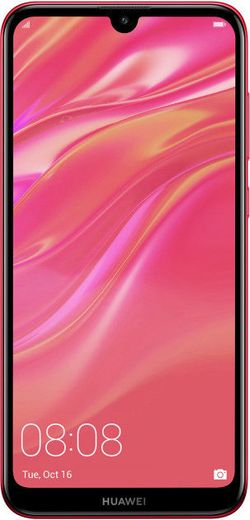 Huawei Y7 3Gb/32Gb Coral Red (2019)