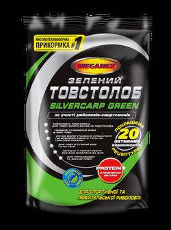 Прикормка Megamix Зеленый толстолоб 900гр