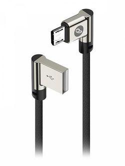 купить Кабель для моб. устройства Partner 38384 USB 2.0 microUSB в Кишинёве