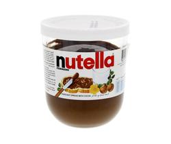Паста ореховая Nutella с добавлением какао, 200 гр