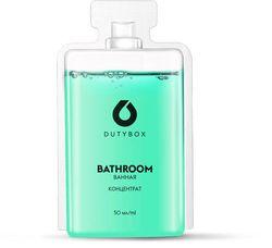 DutyBox Bathroom Концентрат — Очиститель керамики и сантехники с древесным ароматом