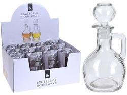 Бутылка стеклянная для масла или уксуса EH 160ml, H15.5cm