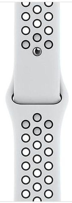 Смарт-часы Apple Watch Nike Series 6 40mm Silver Aluminium (M00T3)