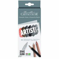 Set de creioane, 11 articole , Artist Studio Cretacolor