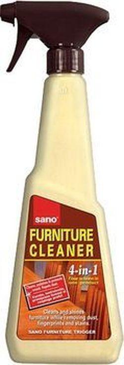 Средство для мебели Sano Furniture Cleaner 500 мл