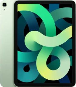 купить Планшетный компьютер Apple iPad Air 10.9 (2020) Wi-Fi 64GB Green MYFR2 в Кишинёве