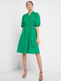 Платье ORSAY Зеленый 470205 orsay