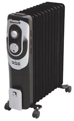 Calorifer electric cu ulei Hausberg HB-8900 Black