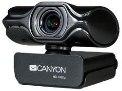 Вебкамера Canyon C6 Black